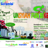Ikuti Fun Bike Unsyiah 2016